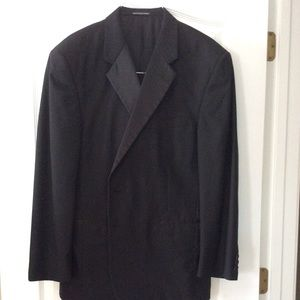 Other - Designer Label Black Tuxedo with White Shirt